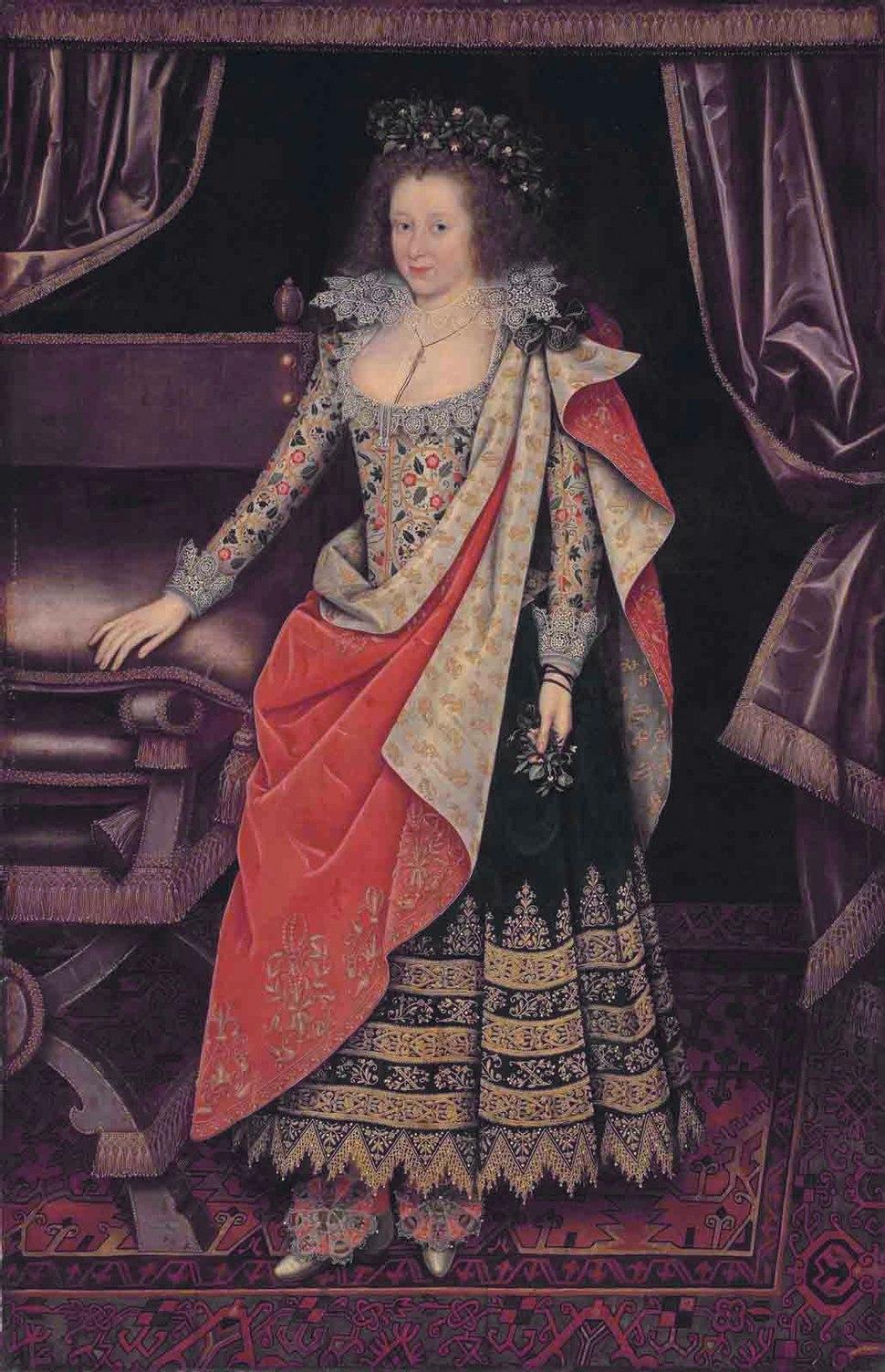 Frances Howard Countess of Hertford