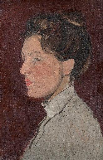 John Birnie Philip - Frances Septima Birnie Philip by her sister Beatrice