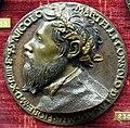 Francesco da sangallo, medaglia di niccolò martelli, 1540.JPG
