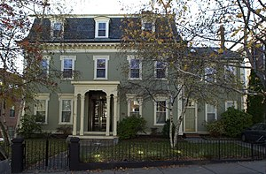 Francis B. Austin House - Image: Francis B. Austin House Boston MA 01