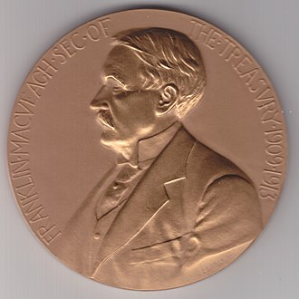 Liberty Head nickel - Treasury Secretary Franklin MacVeagh (depicted on a Mint medal) was instrumental in the replacement of the Liberty Head nickel by the Buffalo nickel.