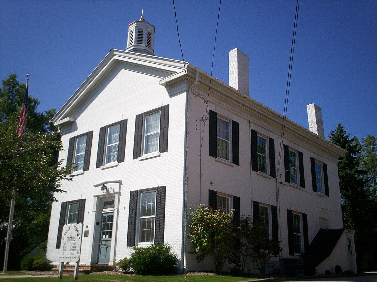 Franklin Township Portage County Ohio