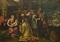 Frans Francken III (1607-1667) - Aanbidding door de wijzen - Museum voor Schone Kunsten (Doornik) 23-12-2010 15-41-31.jpg