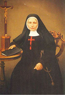 Mary Frances Schervier German beatified person
