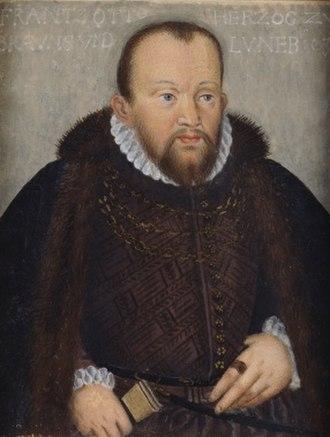 Francis Otto, Duke of Brunswick-Lüneburg - Francis Otto
