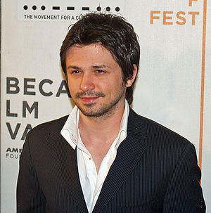 Freddy Rodriguez (actor) - Rodriguez at the April 2007 Tribeca Film Festival