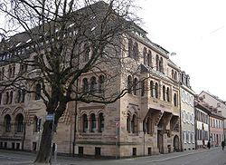 Freiburg - Erzbischöfliches Ordinatiat 01.jpg