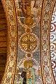 Frescos na igrexa de Garde.jpg