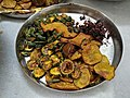 Fried Vegetables - Kojagari Lakshmi Puja Offering - Bengali Brahman Family - Howrah 20171005173216.jpg