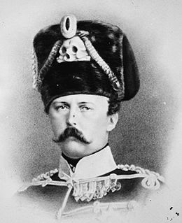 Prince Friedrich Karl of Prussia (1828–1885) German general