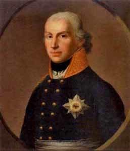 Friedrich Wilhelm III by Darbes