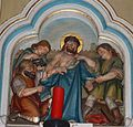 Friesach - Dominikanerkirche - Kreuzwegstation10.jpg
