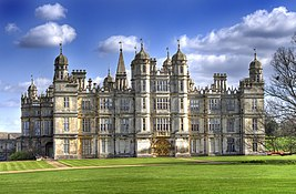 Front of Burghley House 2009.jpg