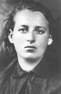 Polish Jewish resistance fighter during World War II; activist of the Jewish Fighting Organization (ŻOB) and member of the Labour Zionist organization Dror
