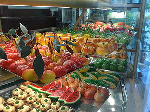 Frutta martorana - Image: Frutta di martorana