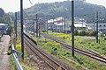Full of Hizen-Oura Station platform in 2019.jpg