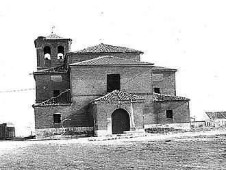 Hornillos de Eresma - Image: Fundación Joaquín Díaz Iglesia de San Miguel Arcángel Hornillos de Eresma (Valladolid)
