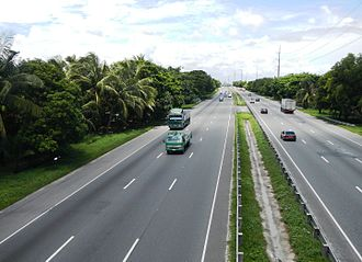 Transportation in the Philippines - North Luzon Expressway