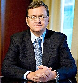 Boris Fyodorov - Image: Fyodorov
