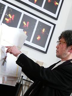 Gōzō Yoshimasu Japanese poet, photographer and writer