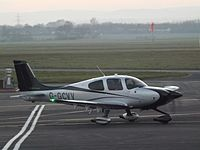 G-GCVV - SR22 - Not Available