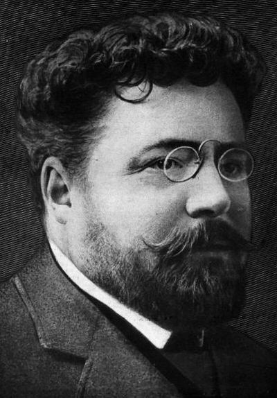 Picture of an author: Gaston Leroux