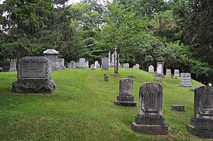 Garbuttsville Cemetery - Image: GARBUTTSVILLE CEMETERY, MONROE COUNTY