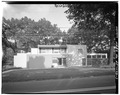 GENERAL VIEW OF FACADE LOOKING SOUTHEAST - 198 Ocean Boulevard (House), Atlantic Highlands, Monmouth County, NJ HABS NJ,13-ATLAH,1-1.tif
