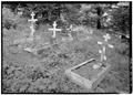 GRAVES - Nativity of Our Lord Russian Orthodox Church, Spruce Island, Ouzinkie, Kodiak Island Borough, AK HABS AK,12,OUZI,1-14.tif