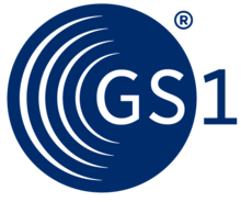 GS1 logo, the global language of business