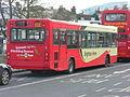GU52 HKB (Route 79) at St Peter's Church, York Place, Brighton (1) (8524527649).jpg