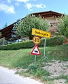 Gabrijele, Sevnica - name sign.jpg