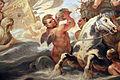 Galleria di luca giordano, 1682-85, nettuno e anfitrite 05.JPG