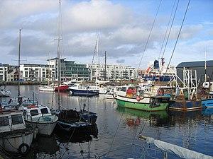 Cork–Limerick–Galway corridor - Galway City