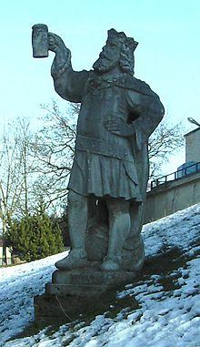 König Gambrinus