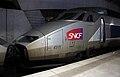 Gare SNCF de Lille-Europe – rame TGV Réseau tricourant 4511.JPG