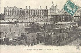 Image illustrative de l'article Gare de Saint-Germain-en-Laye