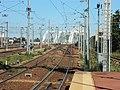 Gare de pontoise - Mai 2012 - Triple pont sur l'Oise.jpg