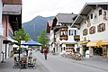 """Garmisch-Partenkirchen, die Straße """"Am Kurpark"""".JPG"""