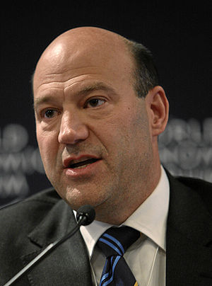 Gary Cohn (investment banker) - Cohn at the World Economic Forum Annual Meeting in 2010
