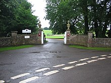 Gates to All Hallows school - geograph.org.uk - 485470.jpg