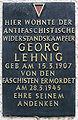 Gedenktafel Kadiner Str 16 (Friedh) Georg Lehnig.jpg