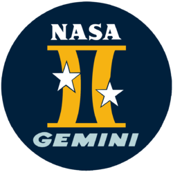 The logo for Project Gemini