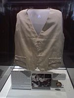 Gene Kranz's vest from Apollo 13 by Matthew Bisanz