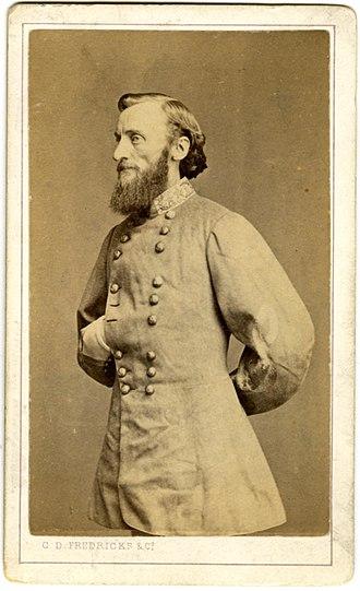 John S. Marmaduke - John S. Marmaduke in military uniform