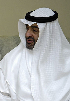 This is a cropped version of Sheikh Mohammad b...