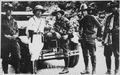 General Sandino (center) and Staff enroute to Mexico. Siglo XX., 06-1929 - NARA - 532357.tif