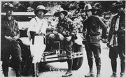 General Sandino (center) and Staff enroute to Mexico. Siglo XX., 06-1929 - NARA - 532357