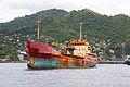 General cargo ship Anina (ex Trinwillershagen) - IMO 7023831 - Grenada - Lesser Antilles (Caribbees) - 13 Sept. 2013.jpg