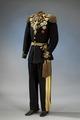 Generalsuniform, Karl XV, bild tagen till vägledningen 2007 - Livrustkammaren - 41481.tif